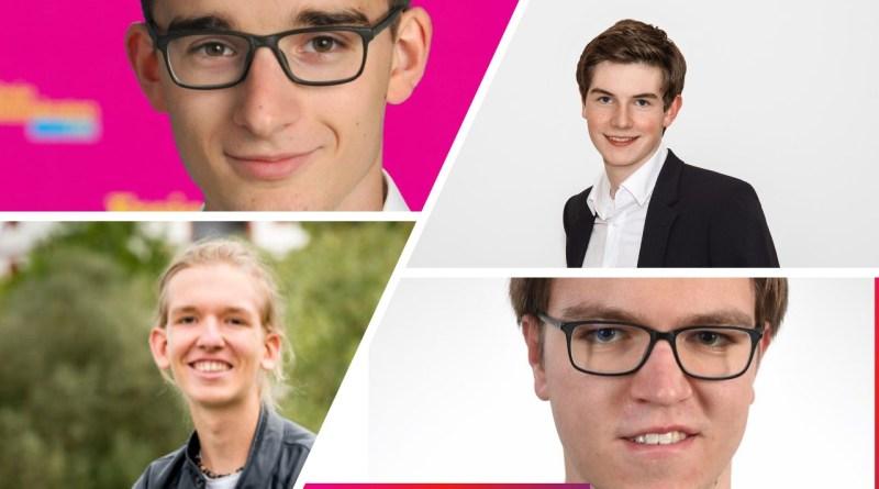 Junge Kandidaten Landkreis Limburg-Weilburg