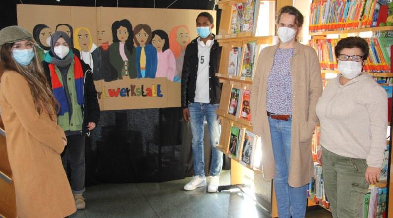 Kulturenwerkstatt und Dombibliothek arbeiten zusammen