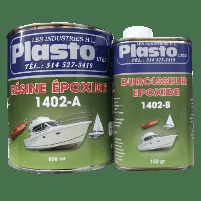 resine d epoxy 1402a et durcisseur 1402b