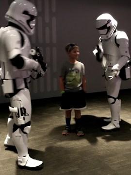 First order interview