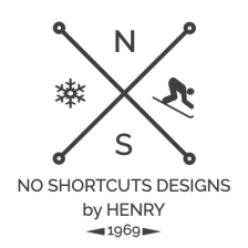 No Shortcuts Designs by Henry