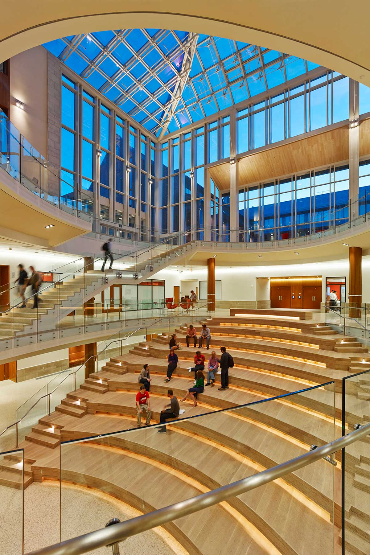 OLIN BUSINESS SCHOOL AT WASHINGTON UNIVERSITY IN ST LOUIS