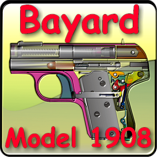 Pieper Bayard Model 1908 Pocket Pistol Explained Hlebooks