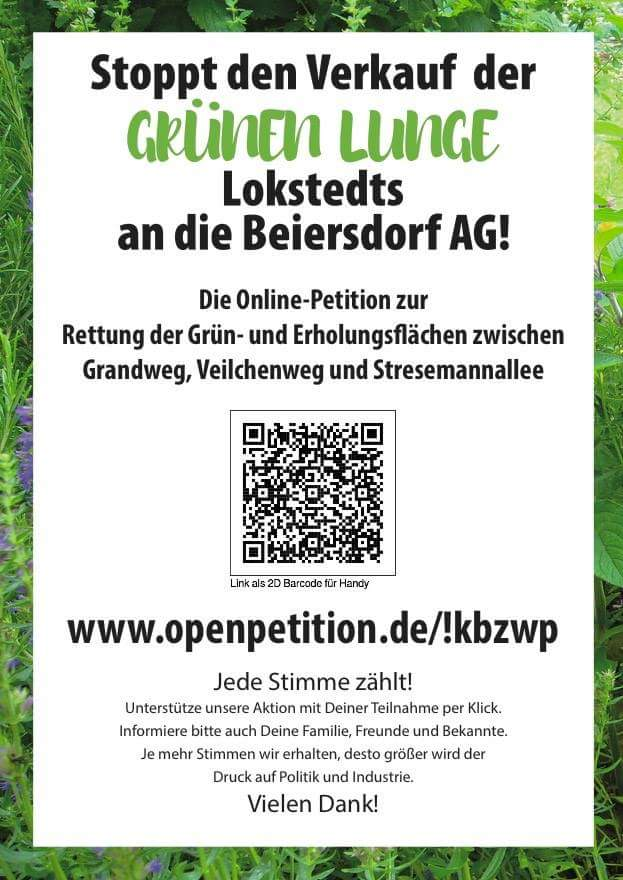 hlkv – lokstedt-petition-flyer