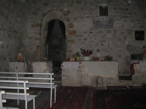 Interior Mar Thoma, Assyrian Church, Balulan (c) MvdB