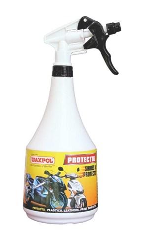 bike shining spray