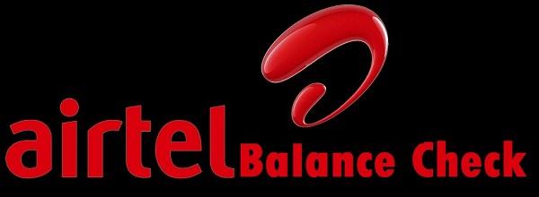 Airtel balance check using USSD code