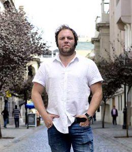 Enzo Langer - Emprendedor mercado inmobiliario