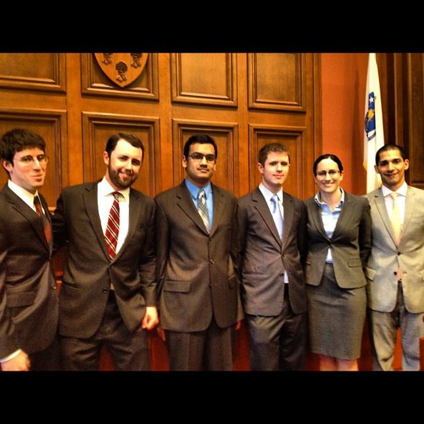 The William J. Stuntz Memorial Team