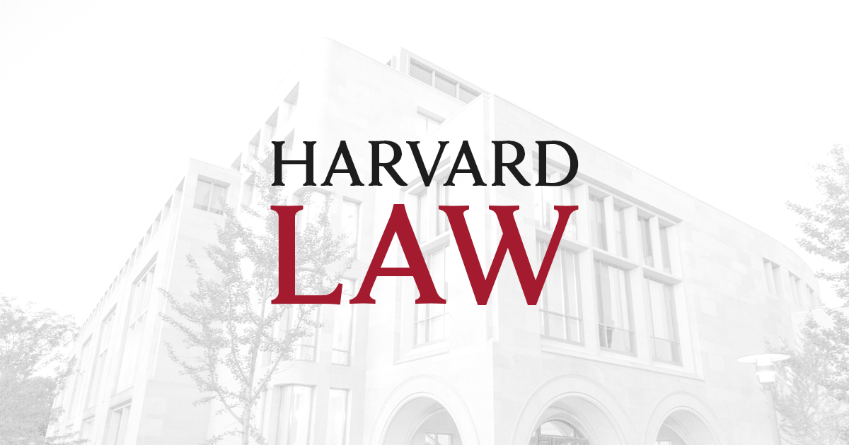 Contact HLS | Harvard Law School