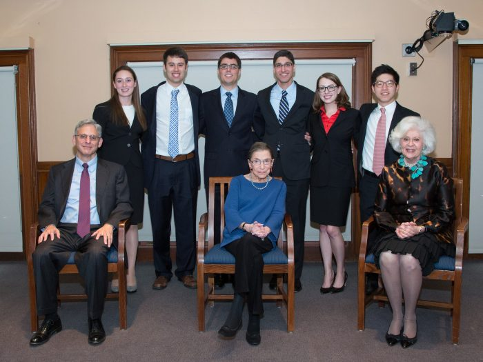 2013 Ames Moot Court Competition Harvard Law School