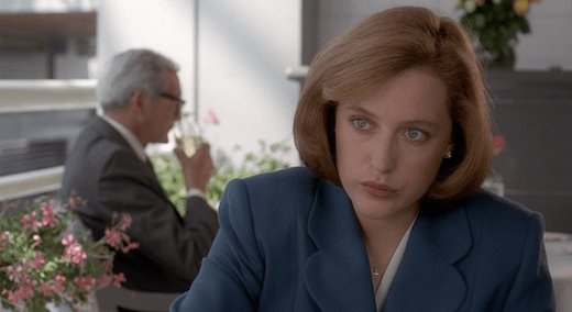 Scully Not Impressed