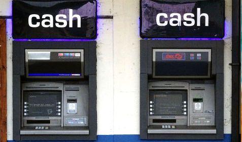 ATM cash dispensers