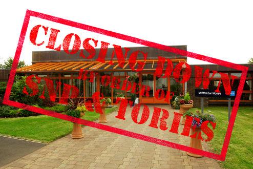 WcWhirter House is closing down