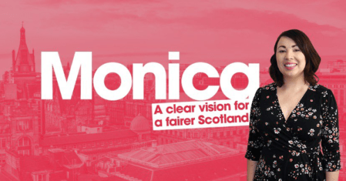 Monica - a clear vision for a fairer Scotland