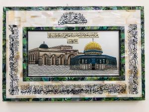 AlAqsa Mosque and Dome of the rock