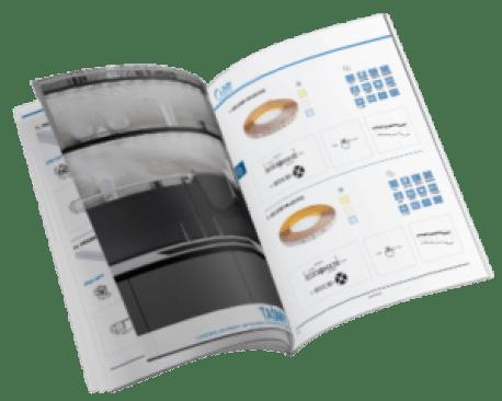 Katalog LED HLT