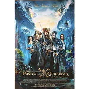 映画:パイレーツオブカリビアン最後の海賊5
