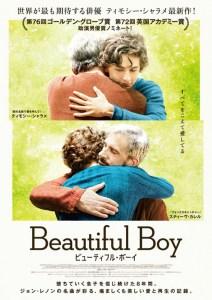 映画:ビューティフル・ボーイ(2019年)