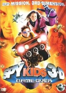 映画:スパイキッズ3-D:ゲームオーバー