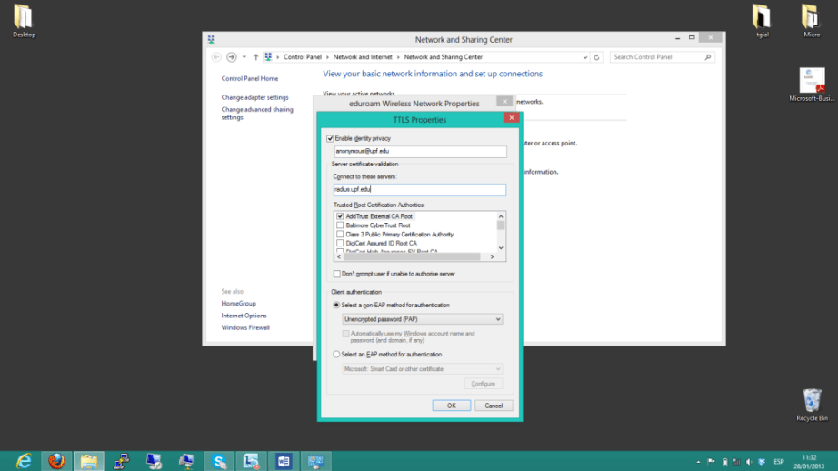 how to set windows mode in bms 4.33