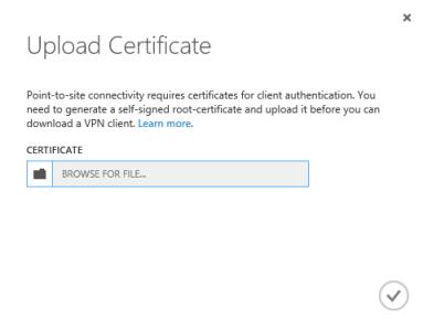 Buscando certificado Root