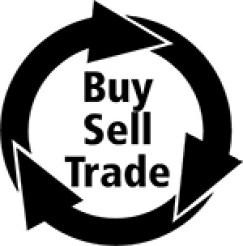 Buy Sell Trade logo