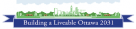 Building a Liveable Ottawa logo