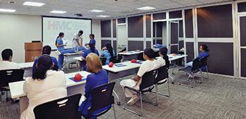 Centro de Entrenamiento Internacional