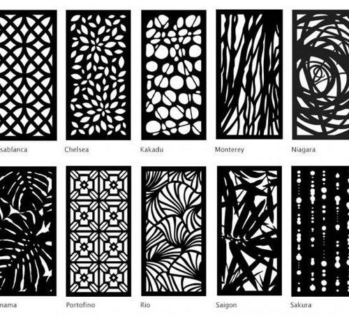 Panouri decorative