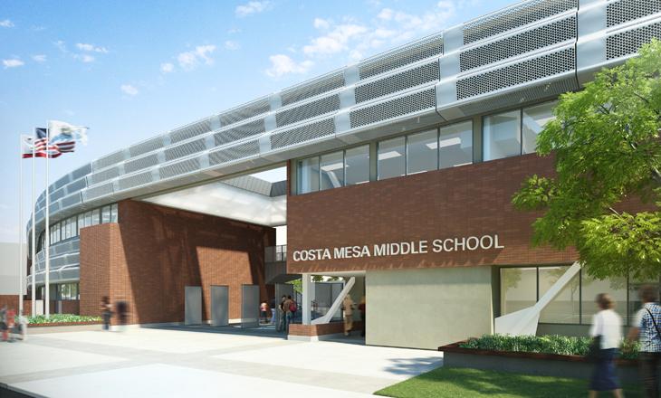 Costa Mesa High School