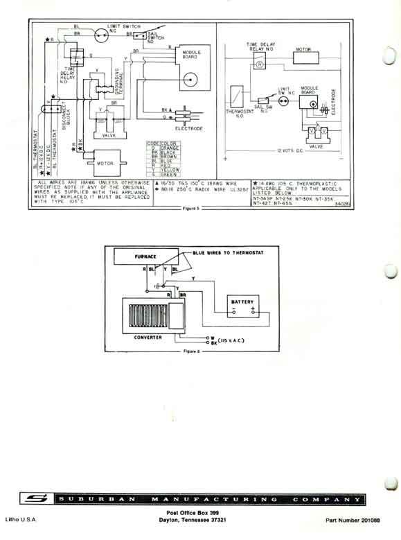 Suburban Furnace Wiring Diagram : 31 Wiring Diagram Images