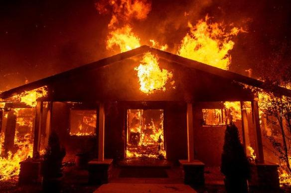 Fire on landed property- Home insurance