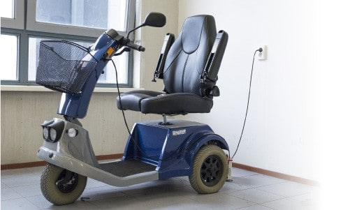 E-scooter and Personal Mobility Scooter insurance