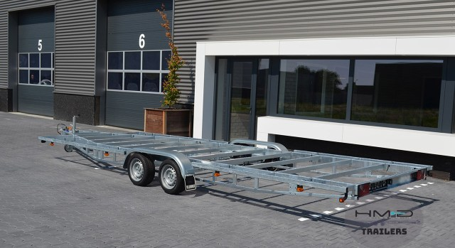Tiny House Trailers TH720-2-axle-Classic