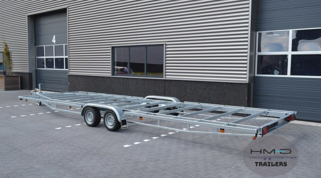 Tiny House Trailers TH840-2-axle-Classic
