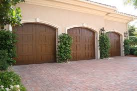 Eden Coast Dogwood Garage Door