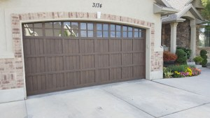 Martin Garage Door Pinnacle V-Groove