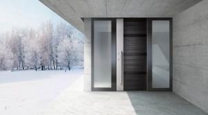 Silvelox Garage Door Ritz Frame