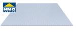 acrylaat kanaalplaat lichtblauw