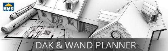dak en wand planner