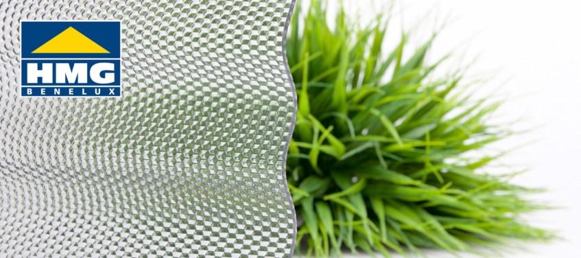Acrylaat lichtplaat platina grijs