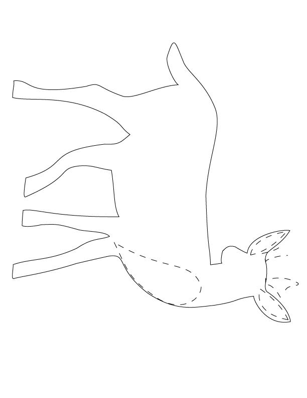 Animal Tote Craft