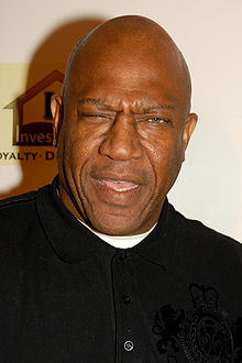 Actor Tommy Lister