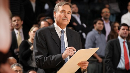 Lakers Hire Mike D'Antoni