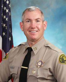 Captain Keith Swensson leads Cerritos Sheriff's Department.