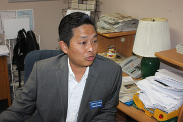 Cerritos City Council candidate Frank Yokoyama has been suspended by the California State Bar in a decision this past month.