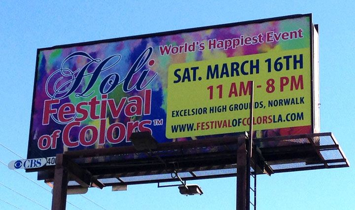 Colorful event hits Norwalk this weekend at Excelsior High School.