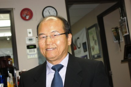 ABC School Board Member James Kang has decided that he will not seek reelection in the upcoming November 5th campaign.  Randy Economy Photo