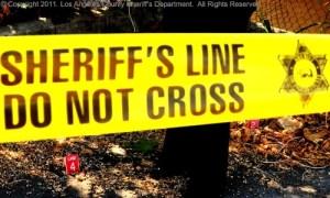 sheriffs line